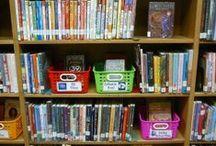 school library / by Leah Farr-Card