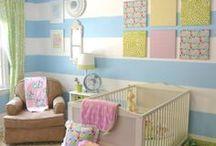 Kid's Rooms & Nurseries / Ideas for children's rooms & nurseries / by Allison Ceprano