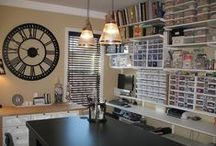 Craft Room / by Paula Armstrong