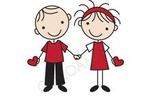 Be Mine...Valentine! / …♥ ♥ ♥ ♥... / by Cindy Adrian
