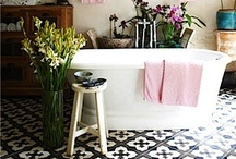 Home Decor - Bathrooms / by Fabric Paper Glue