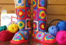 Creative Crochet / This board is dedicated to useful creations that you can crochet yourself..there are many practical ideas here  / by Sabre Pruitt