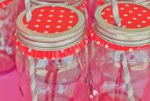 Party Ideas / Fun stuff and theme ideas for parties and events. / by Erin Johnson