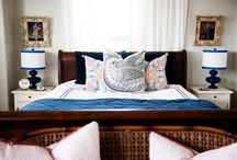 Home Decor - Bedrooms / by Mandy Pellegrin