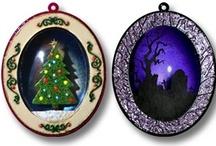 Ornaments / by Globecraft & Piccolo
