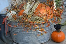 Fallidays / Ideas for fall, Halloween, and Thanksgiving / by Kelly Namminga