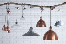 Collection | Lighting / Add a little light to your life > http://ow.ly/w4gHk / by Cox & Cox