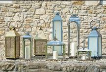 Collection  |  Lanterns / Let our collection of Lanterns lead the way to your beautiful Spring Garden / by Cox & Cox
