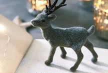 Collection  |  Oh Deer! / Follow the herd this Autumn with our charming collection of decorative antlers, majestic decorations and outdoor displays > http://ow.ly/BG8Z0 / by Cox & Cox