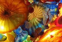 Don't break it! (glass art) / by Lupdilup Duffy