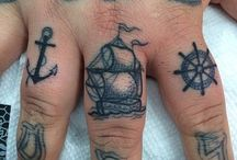 Tattoos & Tattoo Models  (NSFW) / by Luke Steward-Streng