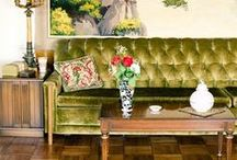abode / home decor, etc. / by Archives Vintage