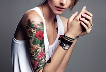 """tattoo inspiration / planning ahead...so i dont make another """"permanent mistake"""" / by Archives Vintage"""