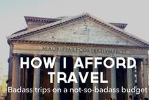 travel tips / by Archives Vintage