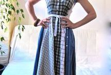 DIY Clothing / I've never mastered nor enjoyed sewing, but with these ideas how can I not try again!! / by Lavada McReynolds