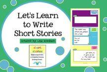 School: Writing / by Kerra-Rob Bowers