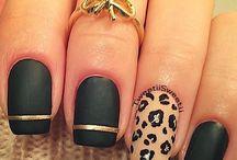fingers & toes, my heart's aglow / Pretty, Nifty nail polish ideas, nail art/design, manicures, pedicures / by Shieka-Loves Seward