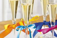 New Year's Eve Recipes / Champagne and cocktails, party preparations, and easy appetizer recipes to help ring in the New Year. Cheers!  / by FreshDirect