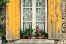 WINDOWS & DOORS / by Linda Miller Woodward