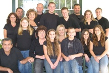 MEET THE WOODWARD CLAN   / by Linda Miller Woodward