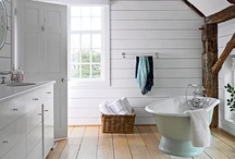 Beautiful Bathrooms & Bathroom Decor / by Missy M.