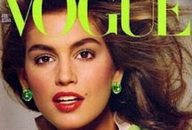 Vogue covers / Vogue magazine through the years / by Jeannie Karlsen