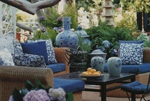 Outdoor Living Spaces / by Diane Worthington