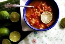 Healthy Soups and Stews / by Angela @ Canned Time Ⓥ