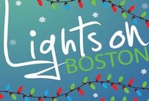 Lights On Boston / by City of Boston