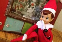 HOLIDAY: Elf on the Shelf Ideas / Elf on the Shelf Ideas and Photos - Favorite Elf on the Shelf Locations and Images for the Christmas Holiday Season!  Limit to 10 at a time. Please do not invite others to this board. If interested in joining please send me a private message, (along with a link to your Pinterest and Blog.) Follow this board before you make a request. Spam will not be tolerated. Please send your request and report any spam to frugalcouponliving @ gmail.com / by Frugal Coupon Living - Ashley Nuzzo