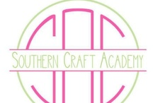 Southern Craft Academy / by Aimee Broussard
