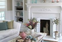 Do It Yourself DIY Fireplaces and Mantels / DIY Tutorials on how to replace, rebuild, improve and update fireplaces and mantels.  / by Frugal Coupon Living - Ashley Nuzzo