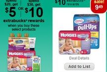 CVS Deals / by Frugal Coupon Living - Ashley Nuzzo