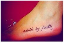 Tattoos / by Sarah Hardsouk