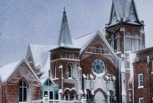 Churches / by Sharon Sandlin