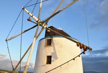 MILLS :: windmills watermills tide mills / If you would like to be added to any of my group boards please leave me a message here or on our facebook page. If you have a moment like us on facebook. http://www.facebook.com/portalmoinhosemlinha / by Meri ❀