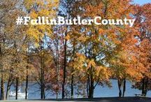 Awesome Autumn / Pumpkin everything and gorgeous leaves!  #FallinButlerCounty / by Butler County Tourism