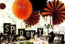 H A L L ☠ W E E N / halloween goodies, treats and decor!  / by Jessalynn {Adventures of a Mamarazzi}