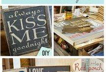 Craft Ideas / by Tammy Gonzales