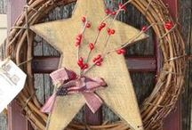 Christmas Crafts and Decor / by Connie Hall