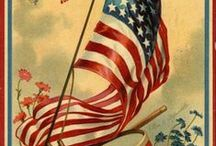 Stars and Stripes / by Mary Winegar