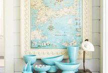 create: maps. / by Cheryl Shaulis