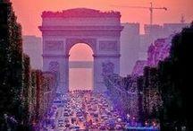 PARIS, FRANCE / Paris / by ✤Natalie VanHook✤