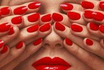Red / by Wren