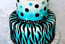 Birthday Teal Ideas / Birthday party supplies and decorations in teal color. (Aqua, Aquamarine, Cyan, Blue-Green) / by ideadesigns
