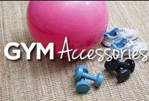 Gym Accessories / by Lucille Roberts | The Women's Gym