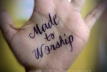 Worship and prophetic stuff ♬ /  in the presence of a strong and powerful God, a mighty all-knowing surpriseful, sometimes hidden spirit of God. He brings hope in the moment, help for the present, supply for the needs... You can seriously feel His presence in a real way... seek first Him and you'll find Him! / by ideadesigns