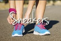 Sneakers / by Lucille Roberts | The Women's Gym
