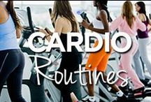 Cardio Routines / by Lucille Roberts | The Women's Gym