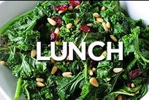 Lunch / by Lucille Roberts | The Women's Gym
